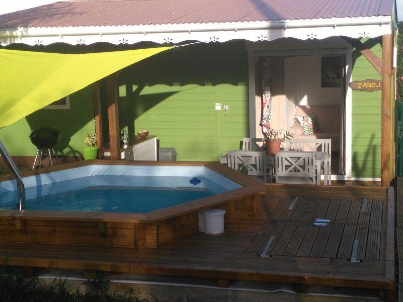 Outside view Location Bungalow 114766 Sainte Luce