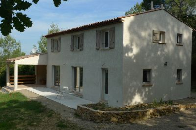 Outside view Location Villa 115618 Lorgues