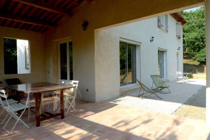Terrace Location Villa 115618 Lorgues
