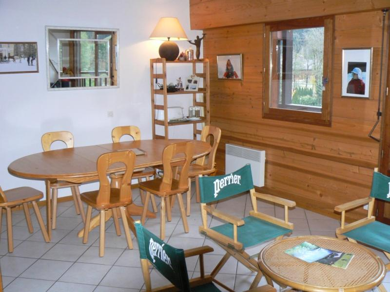 Dining room Location Apartment 66537 Le Grand Bornand