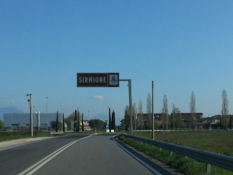 Other view Location Apartment 69665 Sirmione
