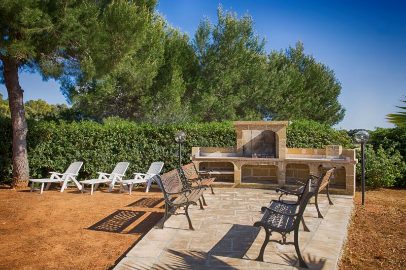 Summer kitchen Location Villa 71459 Gallipoli