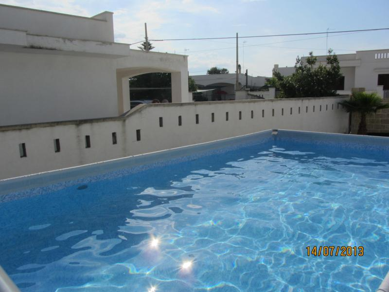 Swimming pool Location Villa 71459 Gallipoli