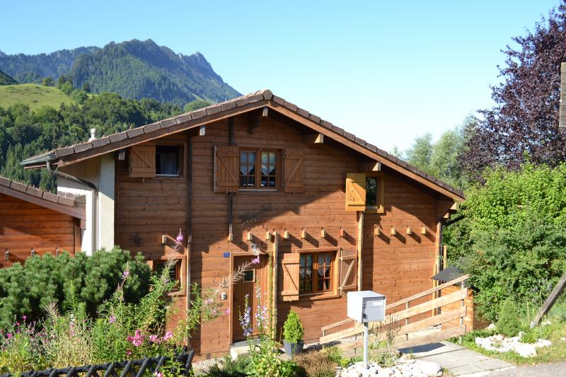 Location Chalet 72762 Charmey