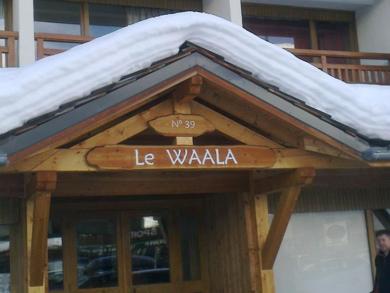 Hall Location Studio apartment 73843 Les 2 Alpes