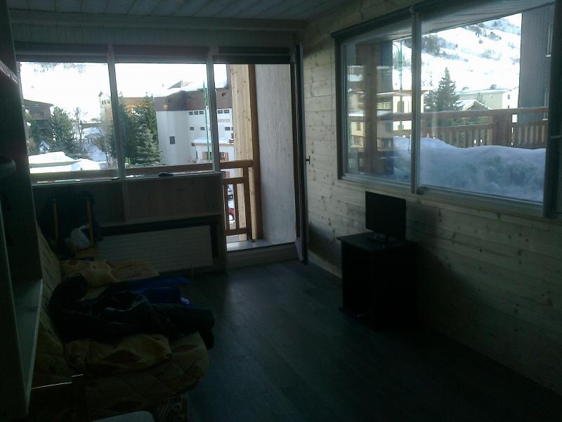 Location Studio apartment 73843 Les 2 Alpes