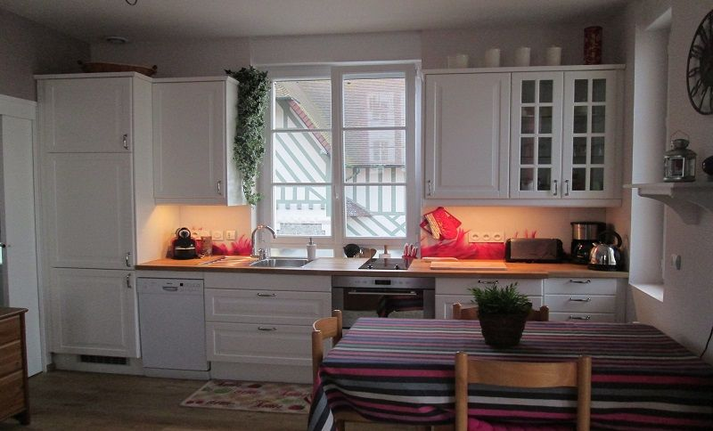 Kitchenette Location Apartment 79299 Cabourg