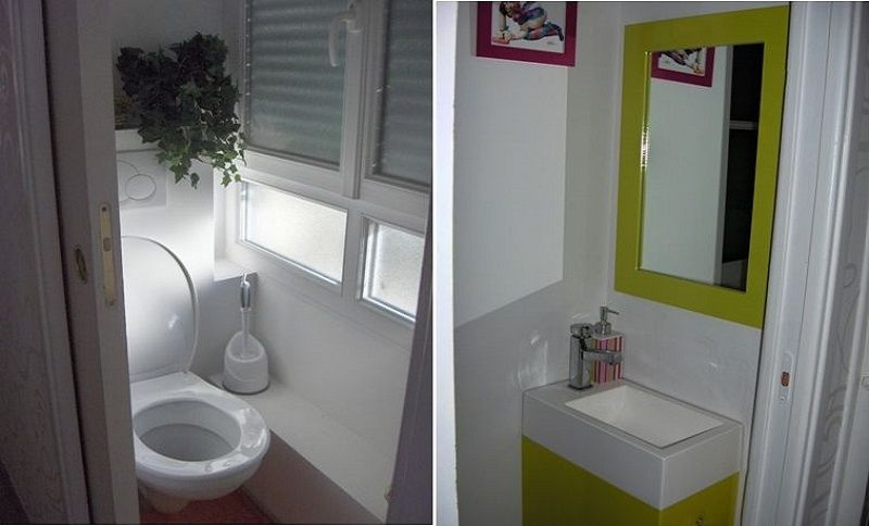 Sep. WC Location Apartment 79299 Cabourg