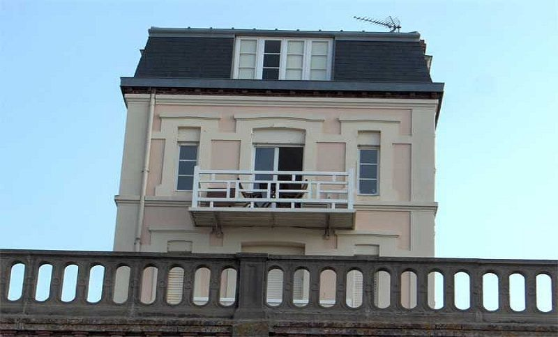 Outside view Location Apartment 79299 Cabourg