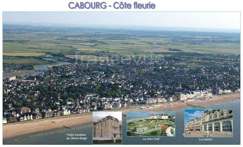 Other view Location Apartment 79299 Cabourg