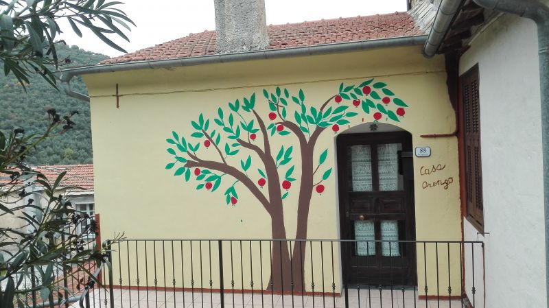Outside view Location Self-catering property 80918 Dolcedo