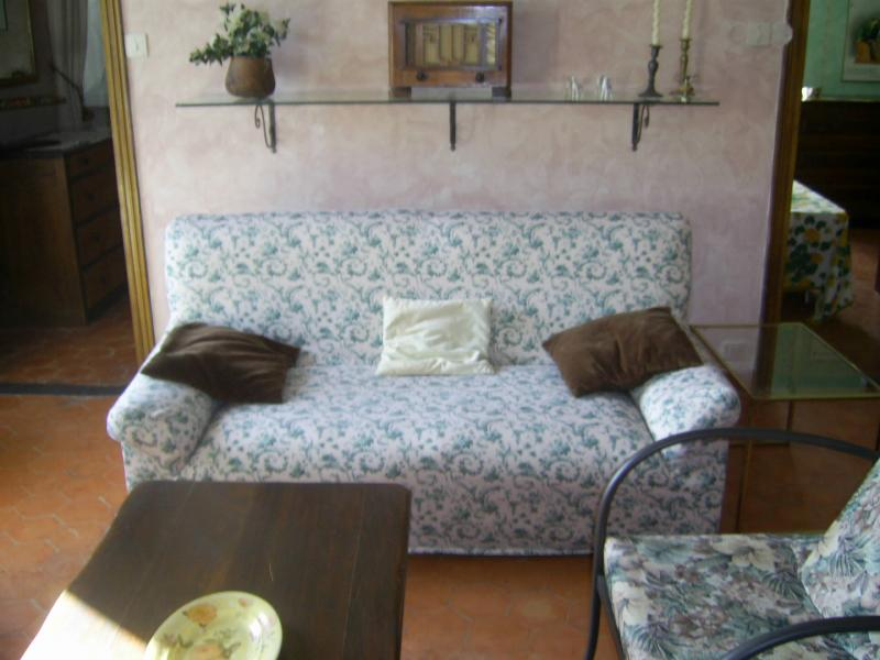 Sitting room Location Self-catering property 80918 Dolcedo
