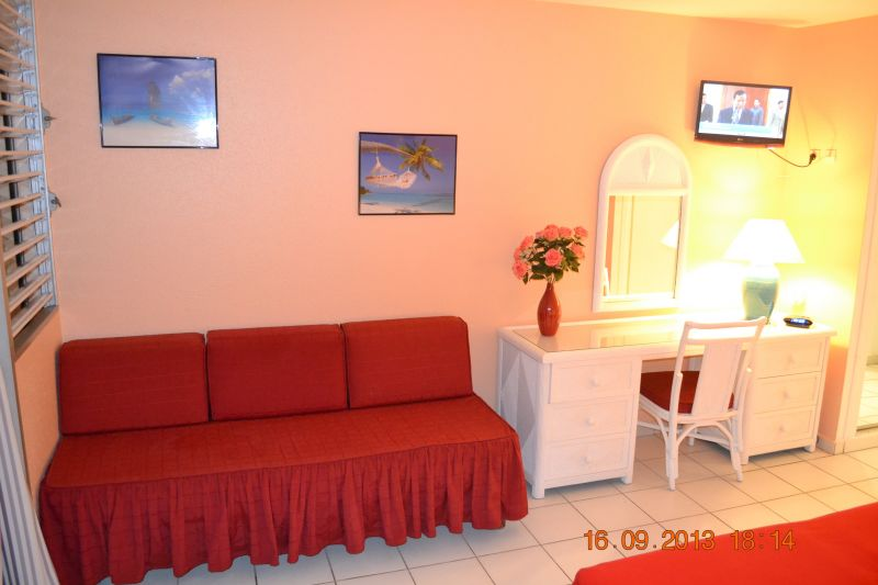 bedroom Location Apartment 86727 Gosier (Guadeloupe)