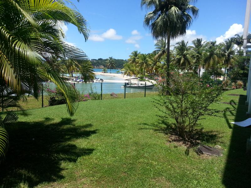Garden Location Apartment 86727 Gosier (Guadeloupe)