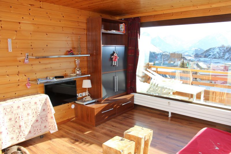 Living room Location Apartment 89990 Alpe d'Huez