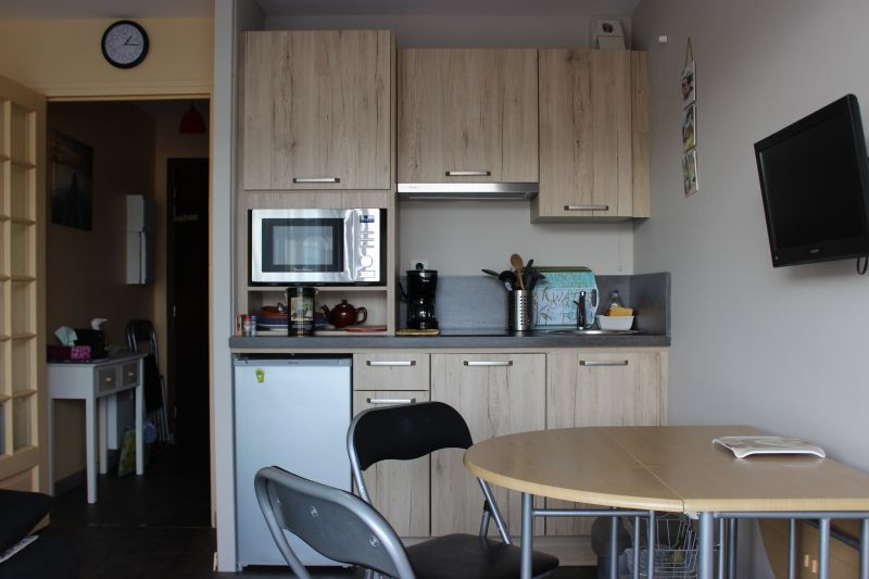Kitchenette Location Apartment 93061 Fort Mahon