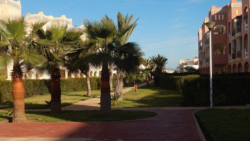Outside view Location Apartment 93202 Saidia
