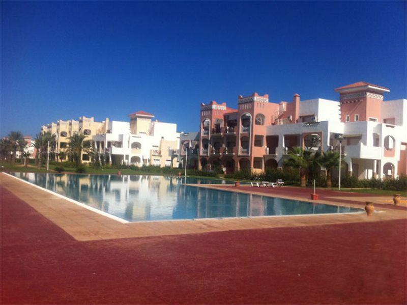Swimming pool Location Apartment 93202 Saidia