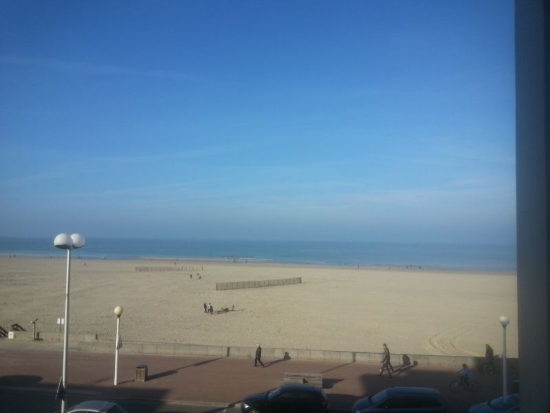 View from the balcony Location Apartment 100247 Berck-Plage