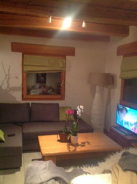 Sitting room Location Apartment 100869 Montgenevre