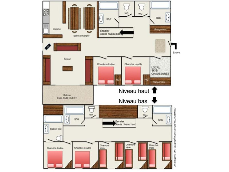 Location Apartment 101201 Les 2 Alpes
