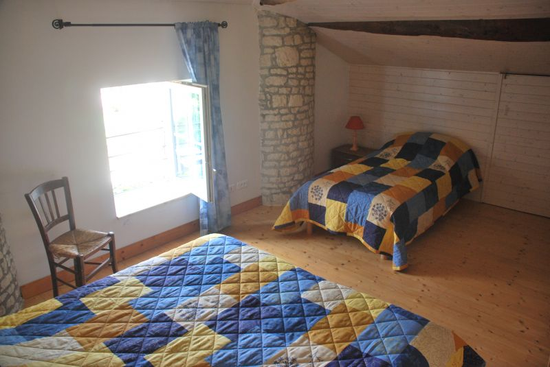 bedroom Location Self-catering property 108201 La Rochelle