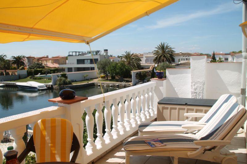 Terrace Location Apartment 109125 Empuriabrava