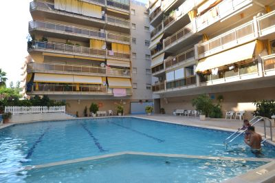 Swimming pool Location Apartment 109511 Salou
