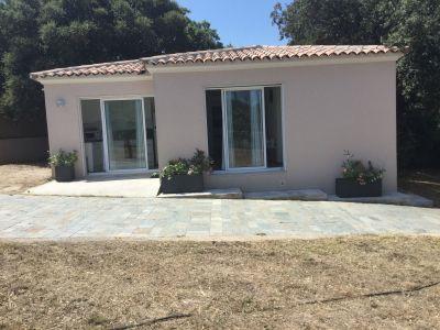Outside view Location Villa 111491 Calvi