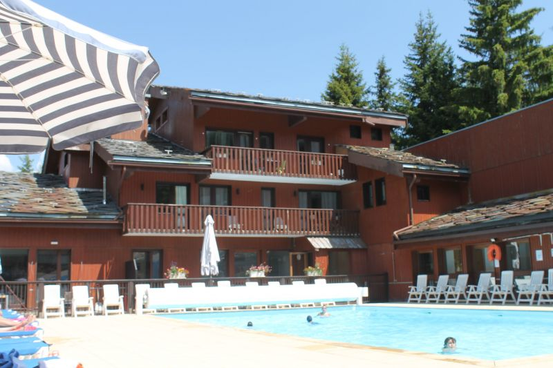 Swimming pool Location Apartment 112637 La Plagne