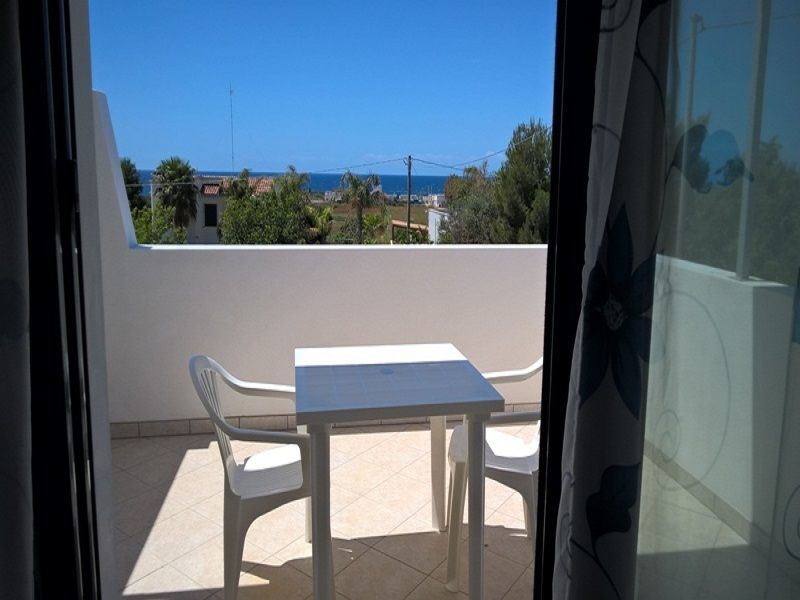 View from the balcony Location Apartment 113259 Gallipoli