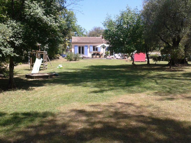 Garden Location Villa 113482 Vence