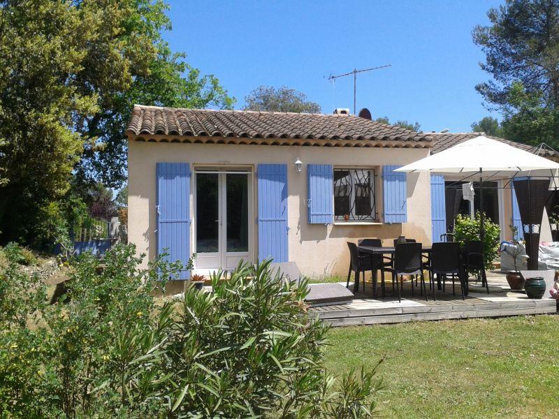 Terrace Location Villa 113482 Vence