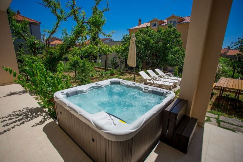 Terrace Location Apartment 114346 Trogir