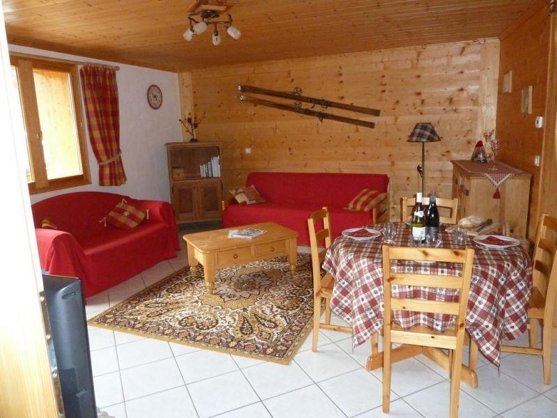Living room 1 Location Chalet 116157 Tignes