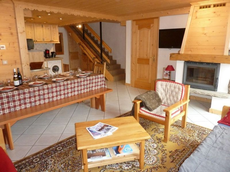 Living room 2 Location Chalet 116157 Tignes