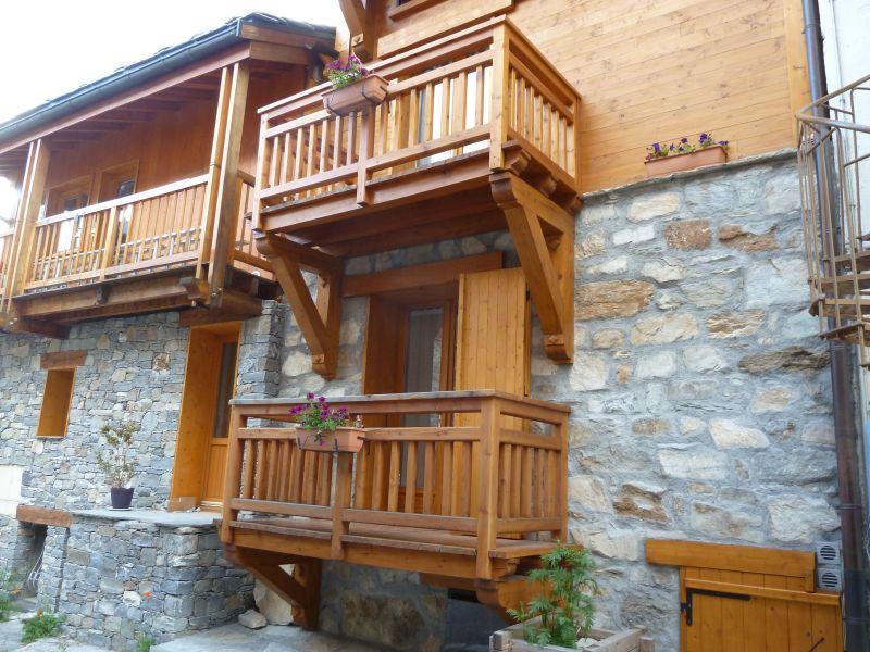 Balcony 3 Location Chalet 116157 Tignes