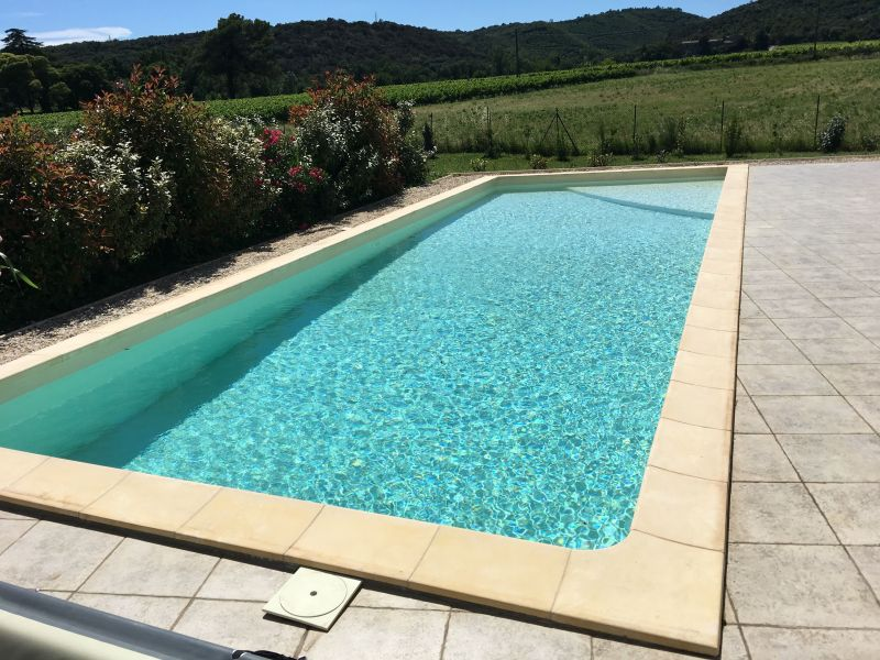 Swimming pool Location Villa 117507 Anduze