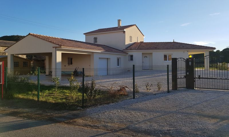 Outside view Location Villa 117507 Anduze