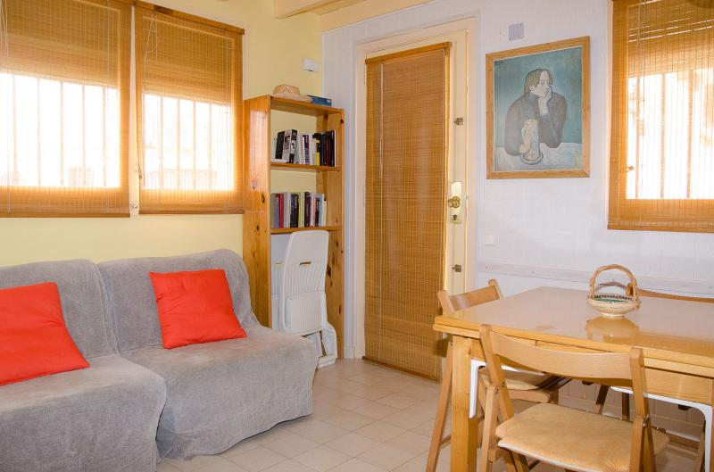 Living room Location Apartment 64429 Sitges