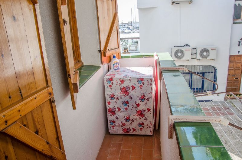 View from the balcony Location Apartment 64429 Sitges
