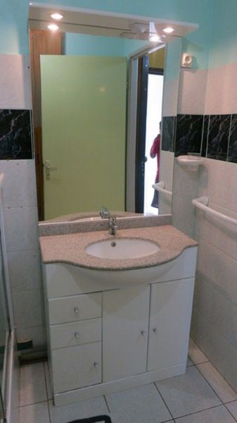 bathroom Location Studio apartment 74485 L'Hermitage