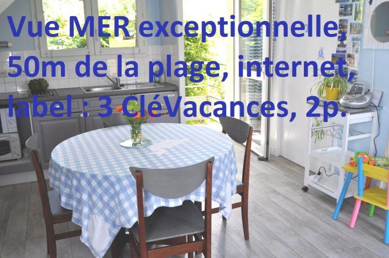 Summer kitchen Location Apartment 77591 Perros-Guirec