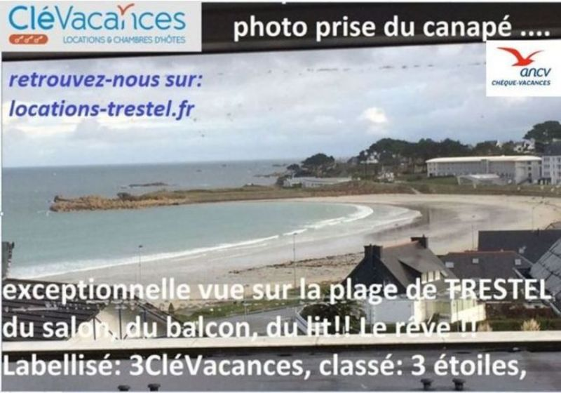 View from the property Location Apartment 77591 Perros-Guirec
