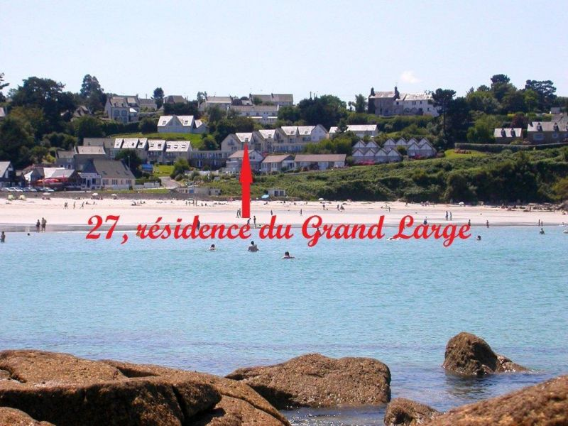 Outside view Location Apartment 77591 Perros-Guirec
