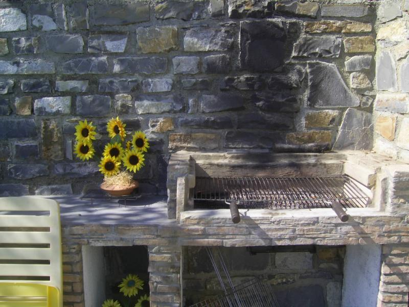 Summer kitchen Location Self-catering property 80842 Dolcedo