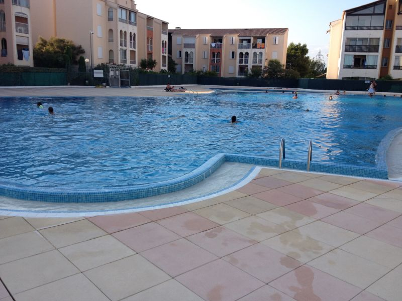 Swimming pool Location Apartment 85654 Fréjus