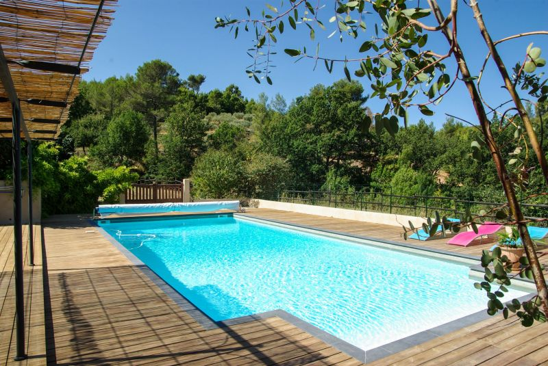 Swimming pool Location Self-catering property 88967 Auriol