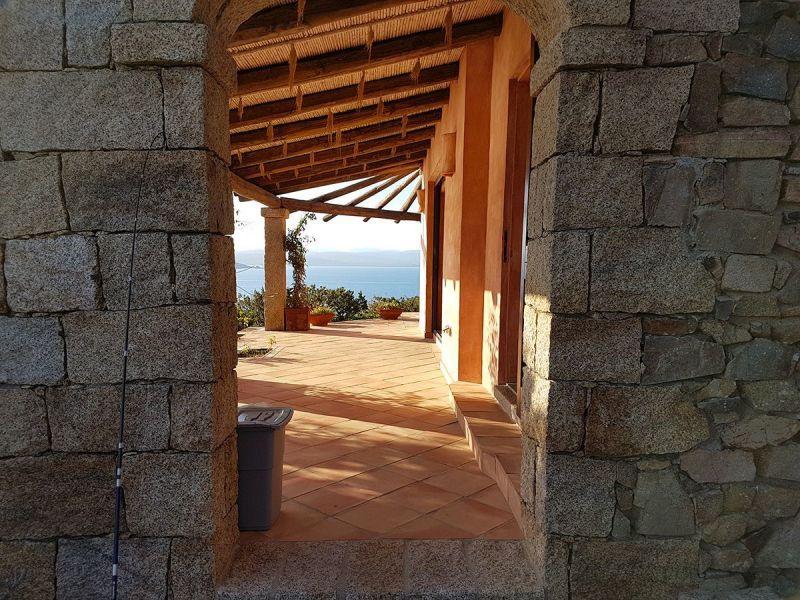 Outside view Location Villa 90063 Santa Teresa di Gallura