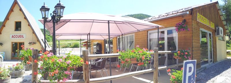 Other view Location Mobile home 93371 Barcelonnette